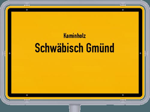 Kaminholz & Brennholz-Angebote in Schwäbisch Gmünd, Großes Bild