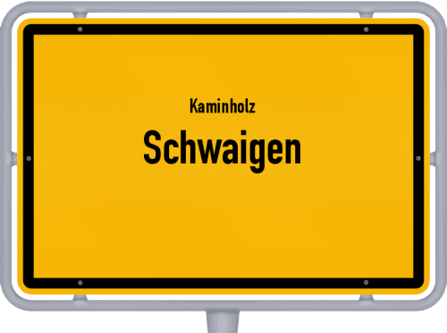 Kaminholz & Brennholz-Angebote in Schwaigen, Großes Bild