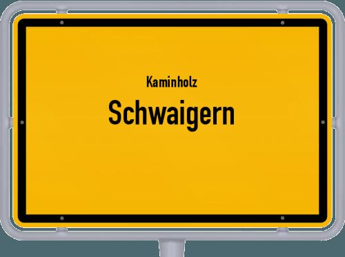 Kaminholz & Brennholz-Angebote in Schwaigern, Großes Bild