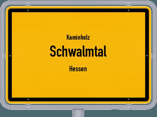 Kaminholz & Brennholz-Angebote in Schwalmtal (Hessen), Großes Bild