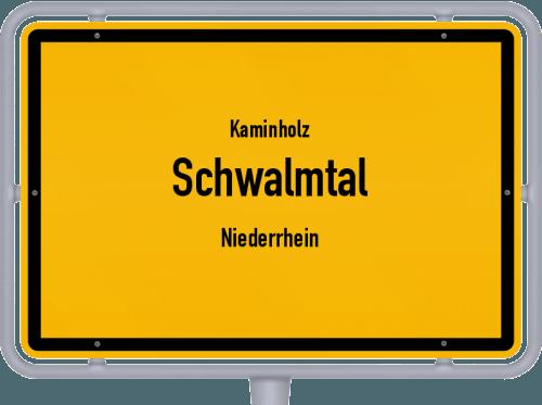 Kaminholz & Brennholz-Angebote in Schwalmtal (Niederrhein), Großes Bild