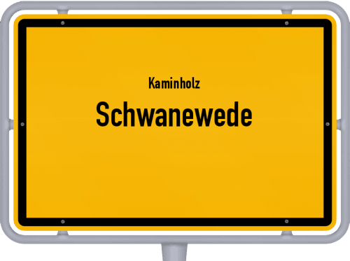 Kaminholz & Brennholz-Angebote in Schwanewede, Großes Bild