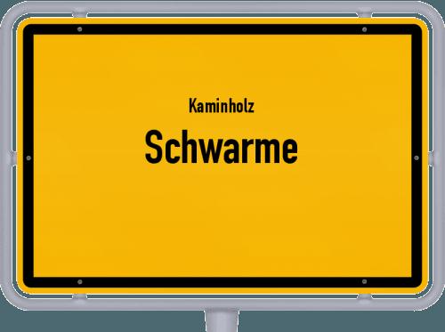 Kaminholz & Brennholz-Angebote in Schwarme, Großes Bild