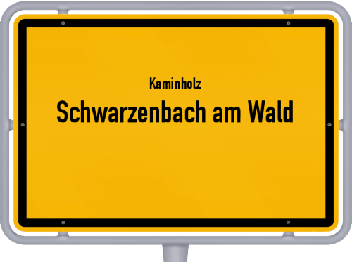Kaminholz & Brennholz-Angebote in Schwarzenbach am Wald, Großes Bild
