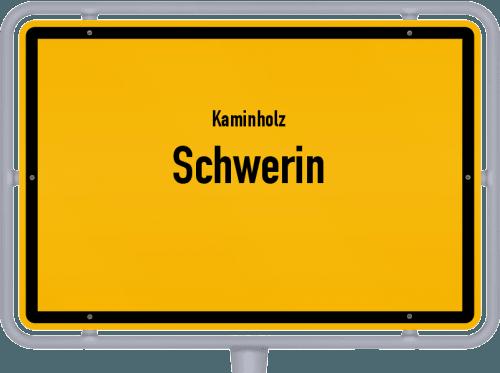 Kaminholz & Brennholz-Angebote in Schwerin, Großes Bild