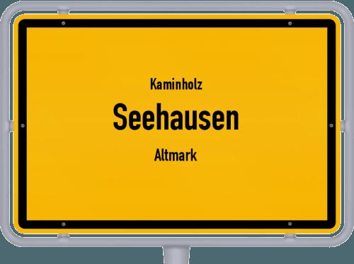Kaminholz & Brennholz-Angebote in Seehausen (Altmark), Großes Bild