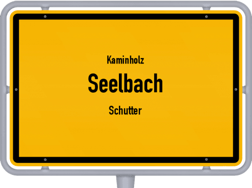 Kaminholz & Brennholz-Angebote in Seelbach (Schutter), Großes Bild