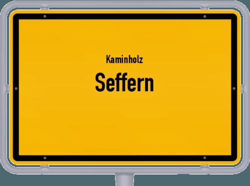 Kaminholz & Brennholz-Angebote in Seffern, Großes Bild