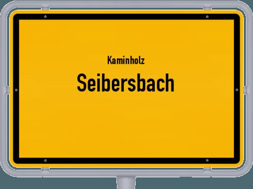 Kaminholz & Brennholz-Angebote in Seibersbach, Großes Bild