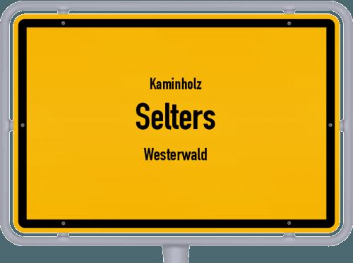 Kaminholz & Brennholz-Angebote in Selters (Westerwald), Großes Bild