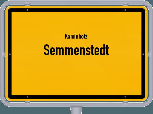 Kaminholz & Brennholz-Angebote in Semmenstedt, Großes Bild