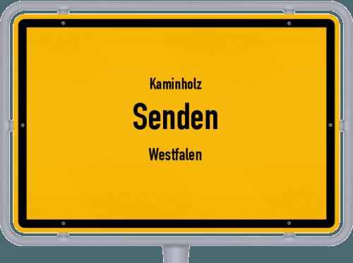 Kaminholz & Brennholz-Angebote in Senden (Westfalen), Großes Bild