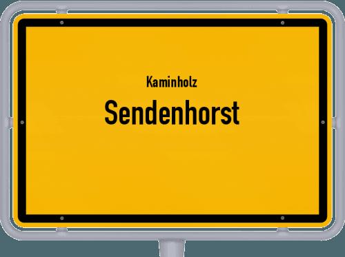 Kaminholz & Brennholz-Angebote in Sendenhorst, Großes Bild