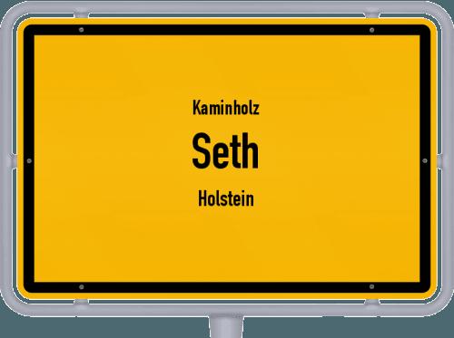 Kaminholz & Brennholz-Angebote in Seth (Holstein), Großes Bild