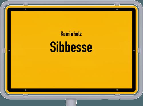 Kaminholz & Brennholz-Angebote in Sibbesse, Großes Bild