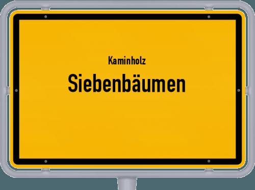 Kaminholz & Brennholz-Angebote in Siebenbäumen, Großes Bild
