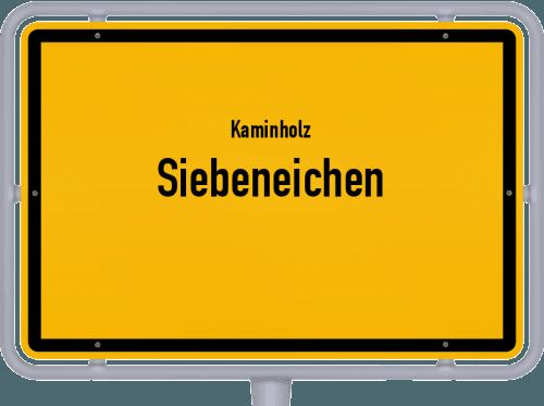 Kaminholz & Brennholz-Angebote in Siebeneichen, Großes Bild