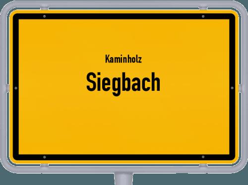 Kaminholz & Brennholz-Angebote in Siegbach, Großes Bild