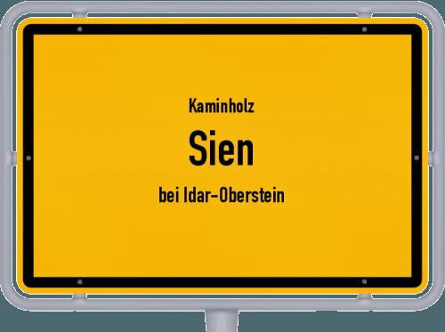 Kaminholz & Brennholz-Angebote in Sien (bei Idar-Oberstein), Großes Bild
