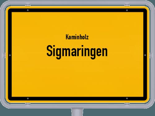 Kaminholz & Brennholz-Angebote in Sigmaringen, Großes Bild