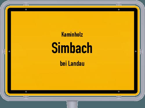 Kaminholz & Brennholz-Angebote in Simbach (bei Landau), Großes Bild