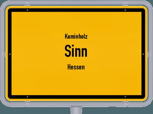 Kaminholz & Brennholz-Angebote in Sinn (Hessen), Großes Bild