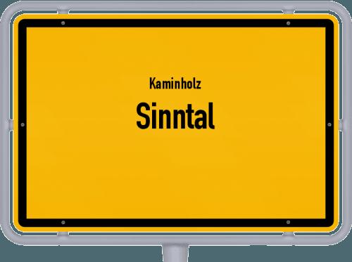 Kaminholz & Brennholz-Angebote in Sinntal, Großes Bild