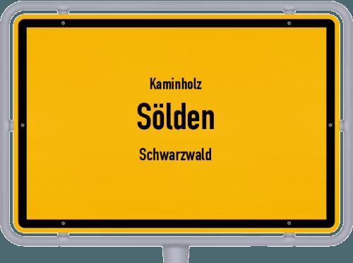 Kaminholz & Brennholz-Angebote in Sölden (Schwarzwald), Großes Bild