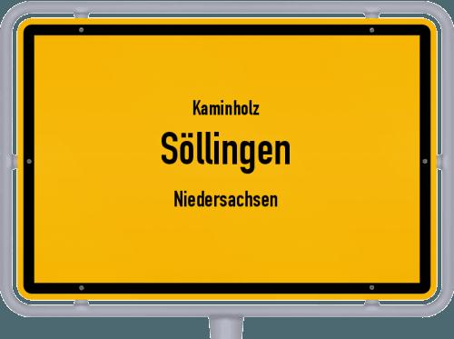 Kaminholz & Brennholz-Angebote in Söllingen (Niedersachsen), Großes Bild