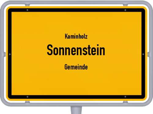 Kaminholz & Brennholz-Angebote in Sonnenstein (Gemeinde), Großes Bild