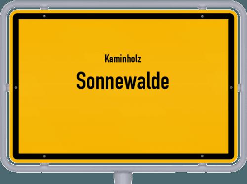 Kaminholz & Brennholz-Angebote in Sonnewalde, Großes Bild