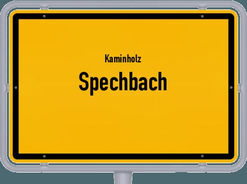 Kaminholz & Brennholz-Angebote in Spechbach, Großes Bild