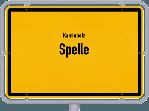 Kaminholz & Brennholz-Angebote in Spelle, Großes Bild