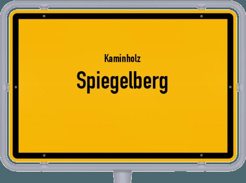 Kaminholz & Brennholz-Angebote in Spiegelberg, Großes Bild