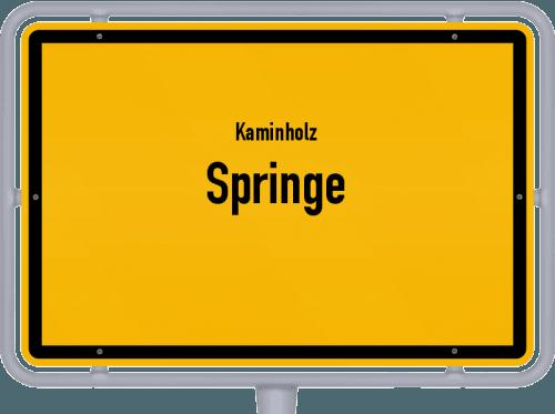 Kaminholz & Brennholz-Angebote in Springe, Großes Bild