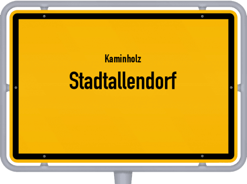 Kaminholz & Brennholz-Angebote in Stadtallendorf, Großes Bild