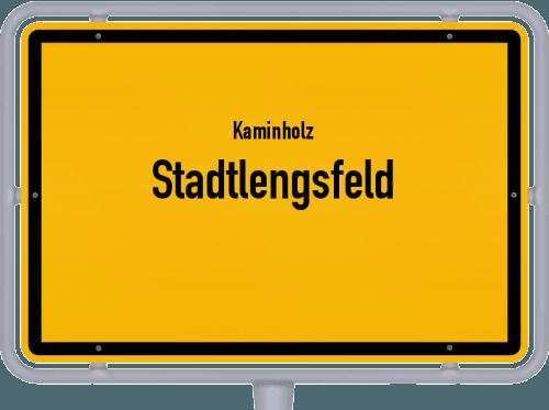 Kaminholz & Brennholz-Angebote in Stadtlengsfeld, Großes Bild