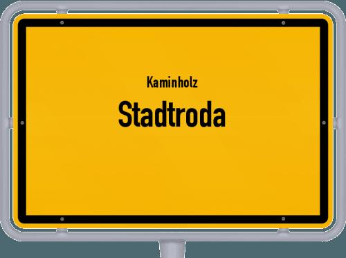 Kaminholz & Brennholz-Angebote in Stadtroda, Großes Bild