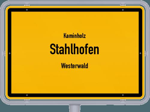 Kaminholz & Brennholz-Angebote in Stahlhofen (Westerwald), Großes Bild