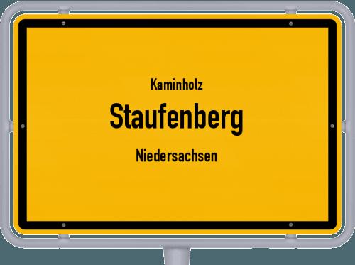 Kaminholz & Brennholz-Angebote in Staufenberg (Niedersachsen), Großes Bild