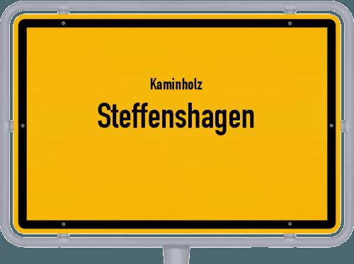 Kaminholz & Brennholz-Angebote in Steffenshagen, Großes Bild