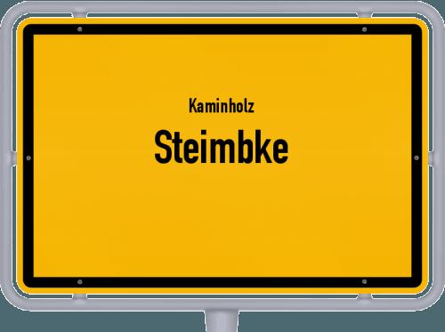 Kaminholz & Brennholz-Angebote in Steimbke, Großes Bild