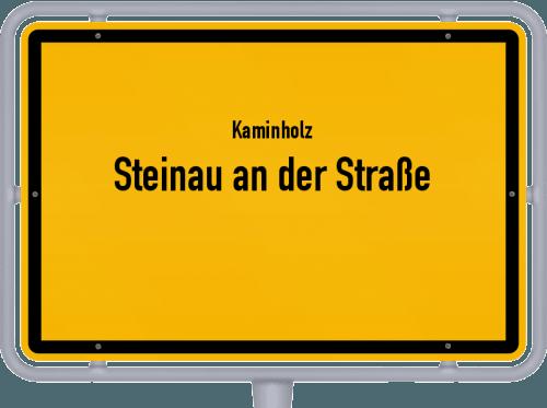 Kaminholz & Brennholz-Angebote in Steinau an der Straße, Großes Bild