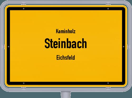 Kaminholz & Brennholz-Angebote in Steinbach (Eichsfeld), Großes Bild