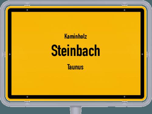 Kaminholz & Brennholz-Angebote in Steinbach (Taunus), Großes Bild