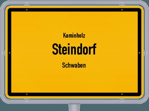 Kaminholz & Brennholz-Angebote in Steindorf (Schwaben), Großes Bild