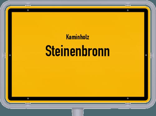 Kaminholz & Brennholz-Angebote in Steinenbronn, Großes Bild