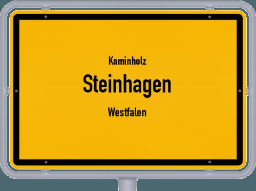 Kaminholz & Brennholz-Angebote in Steinhagen (Westfalen), Großes Bild