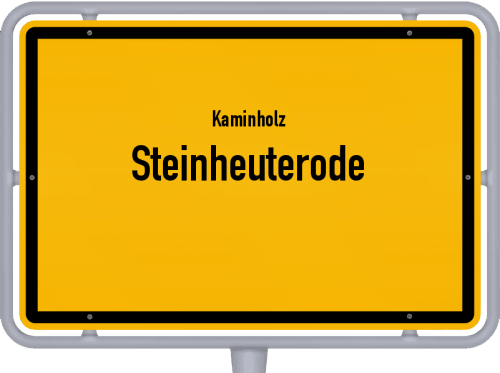 Kaminholz & Brennholz-Angebote in Steinheuterode, Großes Bild
