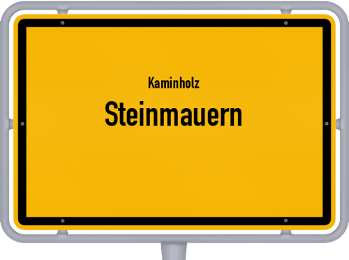 Kaminholz & Brennholz-Angebote in Steinmauern, Großes Bild